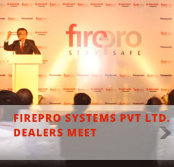 Firepro Systems Pvt Ltd Delears Meet Bangalore-2012