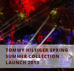 Tommy Hilfiger-spring summer collection fashion show-2013