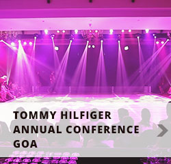 Tommy Hilfiger Annual Conference Goa
